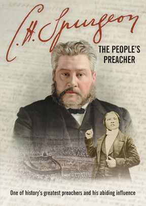 C. H. Spurgeon: The People's Preacher-DVD