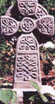 Photo: Celtic Cross.  Copyright 2003 S.G.P.  All Rights Reserved.