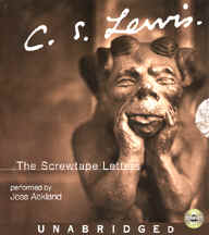 image front cover of the cd set the screwtape letters by c s