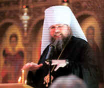 "His Beatitude, Metropolitan Jonah, Leader of the Orthodox Church in America; ---2009 Speech in Miami Lakes, Florida, ""Preparing for Great Lent""."