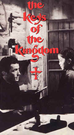 "Image: Front Cover of the Video, ""The Keys of the Kingdom."""