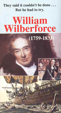 "Image: Front Cover of the Video, ""William Wilberforce."""