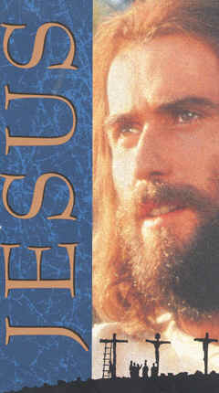 "Image: Front Cover of the Video, ""Jesus."""