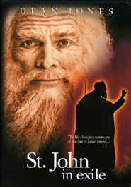 "Image: Front Cover of the DVD, ""St. John in Exile"", starring Dean Jones."