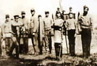 Photo: Confederate soldiers.