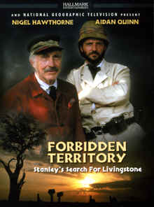 Superb Image: Front Cover Of The DVD Of The Film,  With Dr Livingstone I Presume Movie