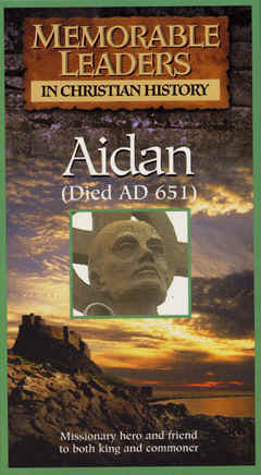 "Image: Front Cover of ""Aidan"" Video."