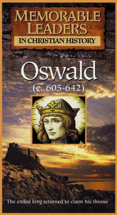 "Image: Front Cover of the Video, ""Oswald."""