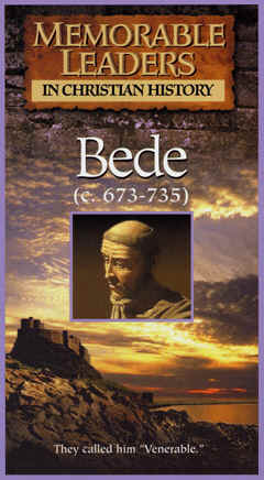 "Image: Front Cover of the Video, ""Bede."""