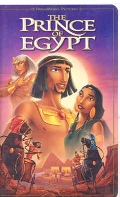 The Prince of Egypt movies in Australia