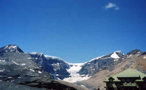 Photo: Columbia Icefields, Jasper National Park, Alberta, Canada. Photo Copyright 2006 S.G.P.  All Rights Reserved.